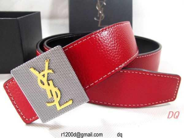 acheter ceinture yves saint laurent ceinture de marque pas cher femme ceinture homme tissu. Black Bedroom Furniture Sets. Home Design Ideas