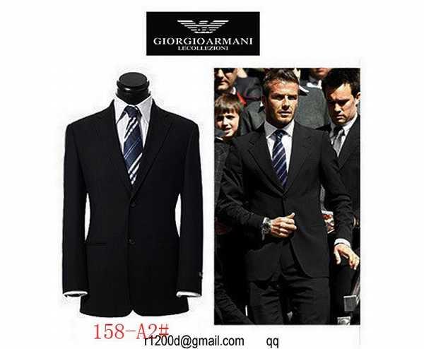 costume homme armani discount costume de marque homme. Black Bedroom Furniture Sets. Home Design Ideas