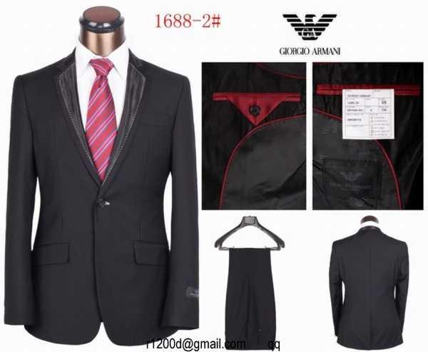grossiste costume armani costume de marque grande taille. Black Bedroom Furniture Sets. Home Design Ideas