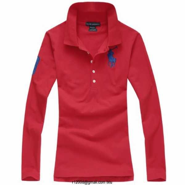 polo ralph lauren femme rouge polo de marque solde polo ralph lauren femme manche longue a la mode. Black Bedroom Furniture Sets. Home Design Ideas