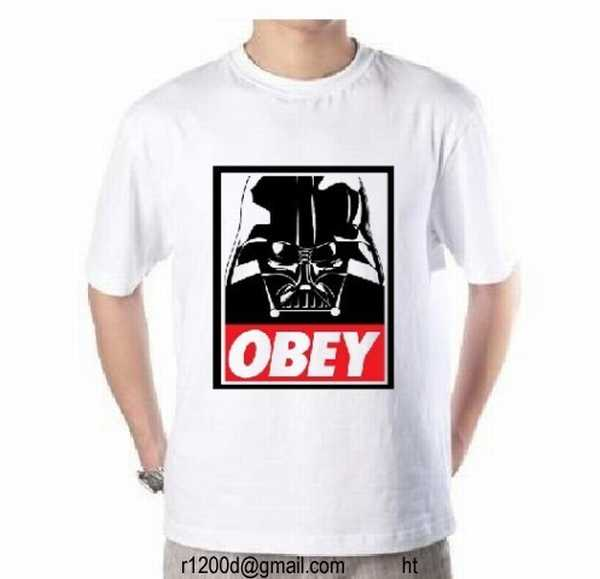 t shirt obey nouvelle collection t shirt obey redoute t shirt obey homme pas cher. Black Bedroom Furniture Sets. Home Design Ideas