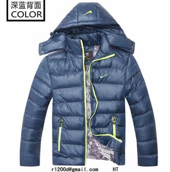 veste coton bleu marine blouson doudoune homme de marque. Black Bedroom Furniture Sets. Home Design Ideas